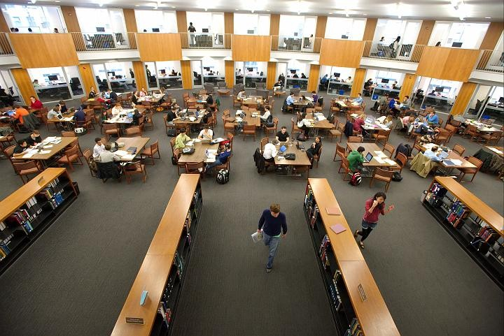 Watson Library of Business & Economics