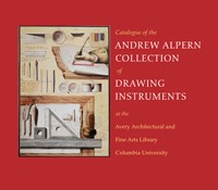Cover of the Andrew Alpern Collection of Drawing Instruments catalogue