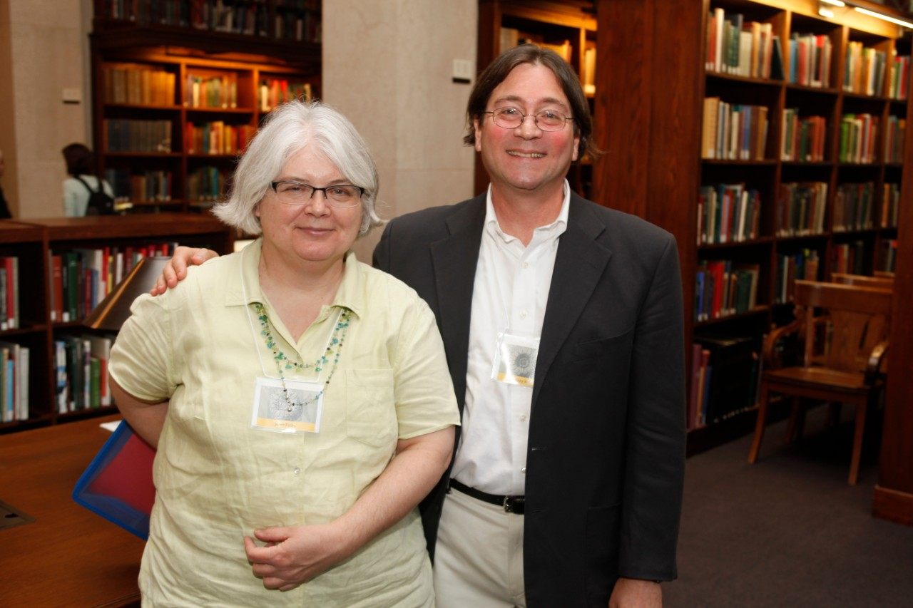 Janet Parks, Jeffrey Ross