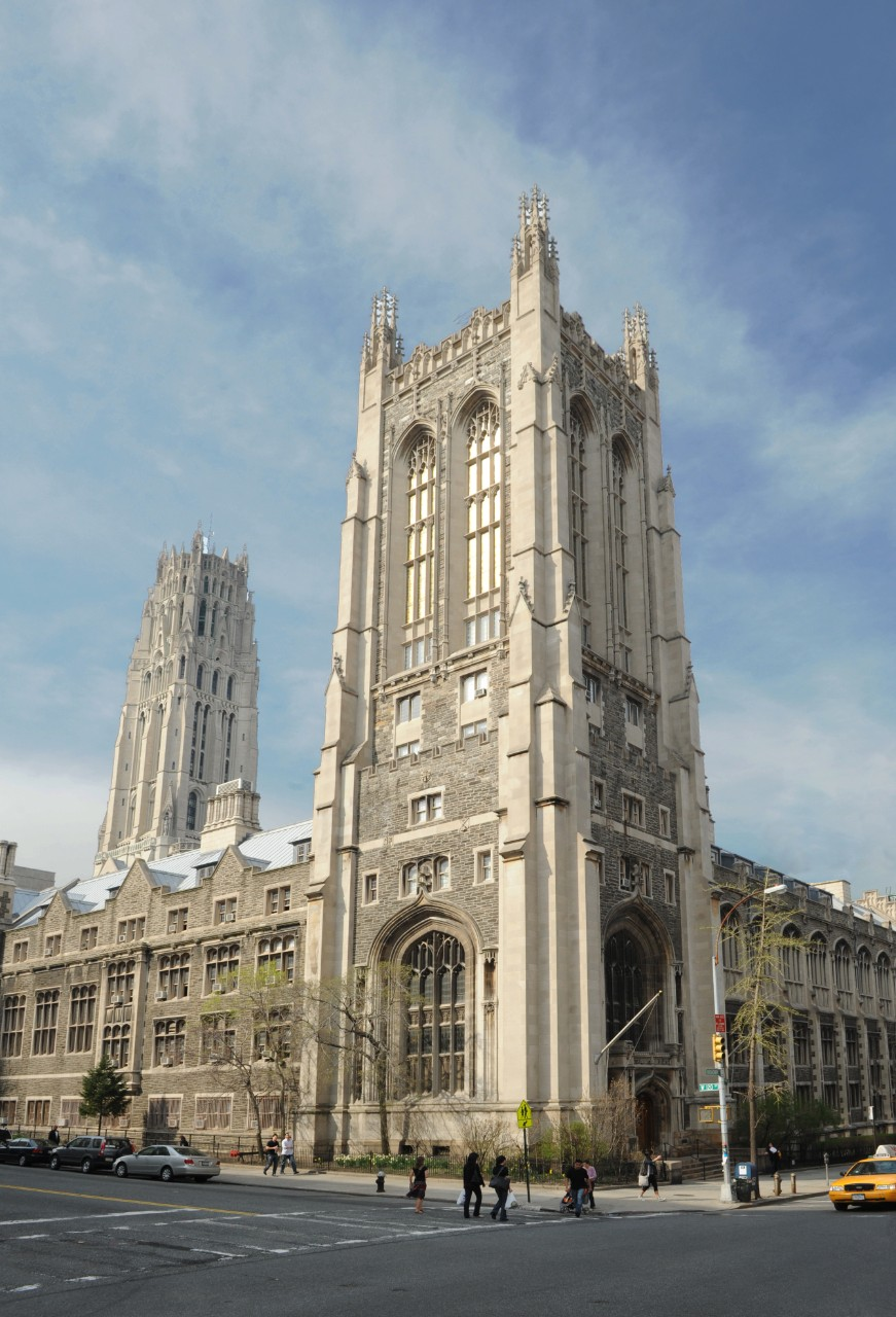 The Burke Library at Union Theological Seminary in the City of New York