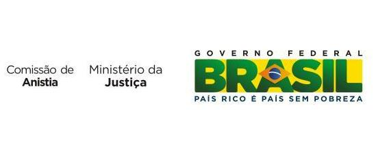 Brazil Amnesty Commission logo