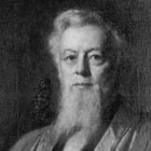 Portrait of Frederick Barnard