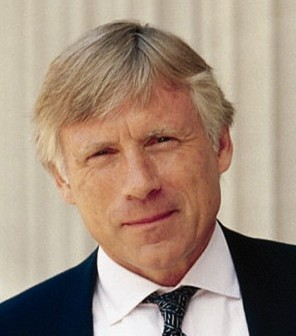 Portrait of Lee Bollinger
