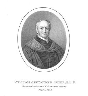 Portrait of William Alexander Duer
