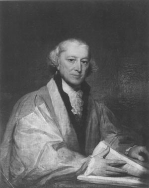 Portrait of William Samuel Johnson
