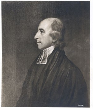 Portrait of Benjamin Moore