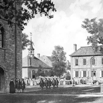 King's College 1754
