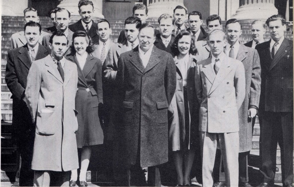 American Society of Mechanical Engineers - Management Division, Columbia Engineer 1947.