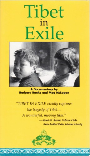 Tibet in Exile Documentary Cover