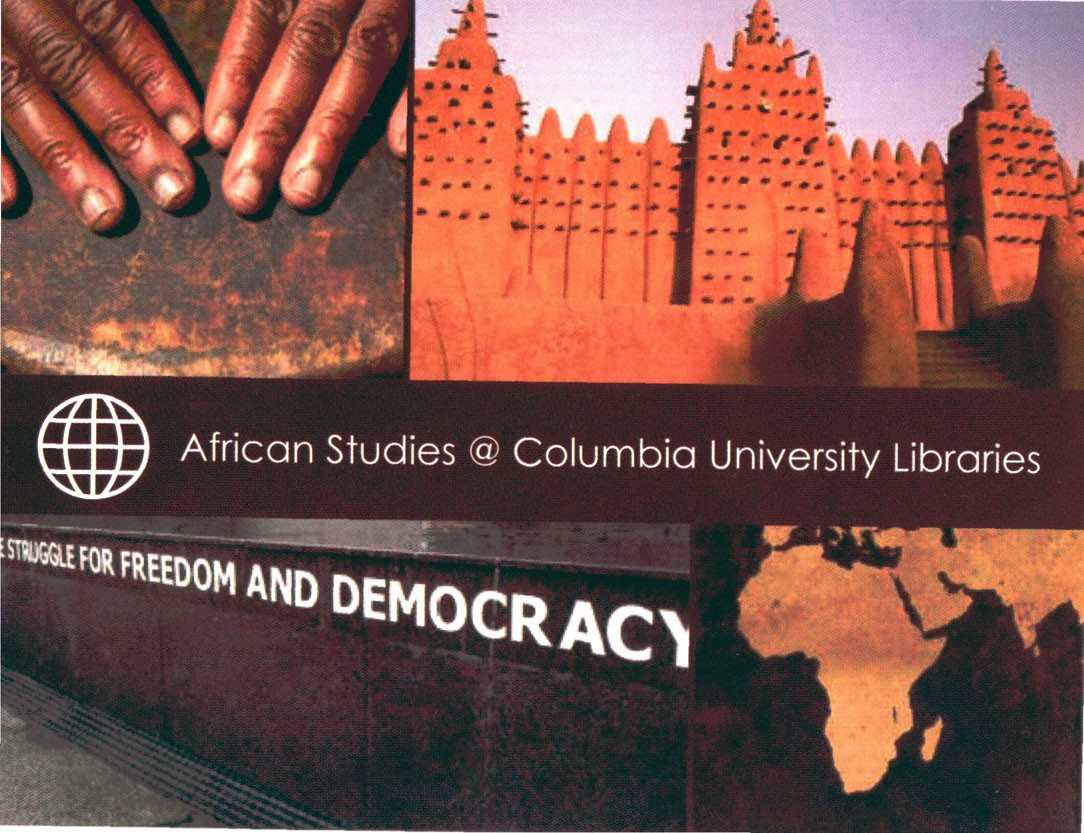 african studies The mission of the department of africology and african american studies (aaas ) is to provide robust and critical programs of study, research and service on the.