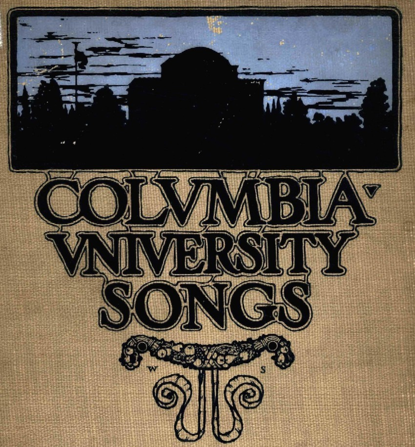 Columbia University Songs cover image